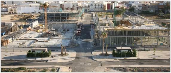 Desarrollo urbanistico bitor