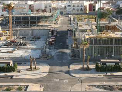 Desarrollo urbanístico e inmobiliario BITOR